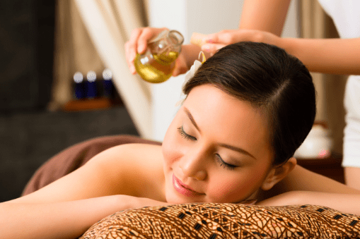 Thai Full Body Oil Massage