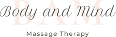 Body & Mind Massage Logo